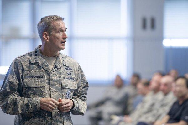 Генерал ВВС США правильно выскзался о Путине!