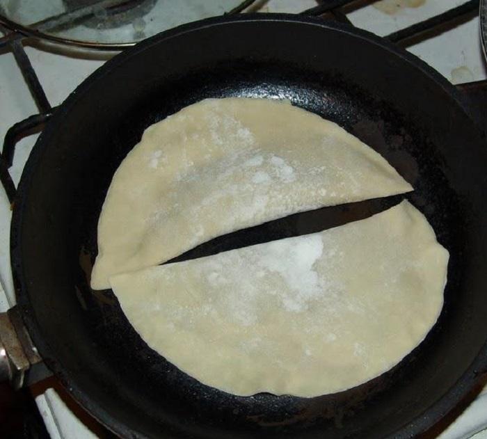 татарские янтыки рецепт