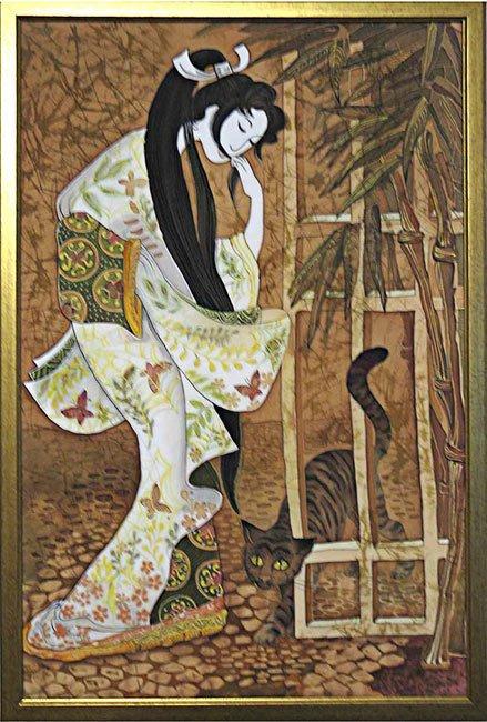 КОШКИН ДОМ. История кошек в Японии и Китае