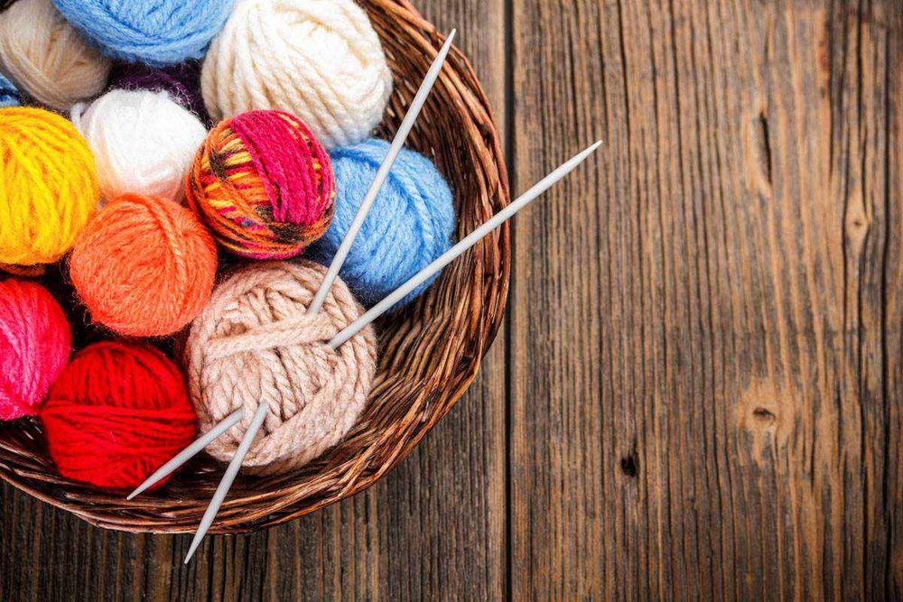 Как ускорить ручное вязание:…