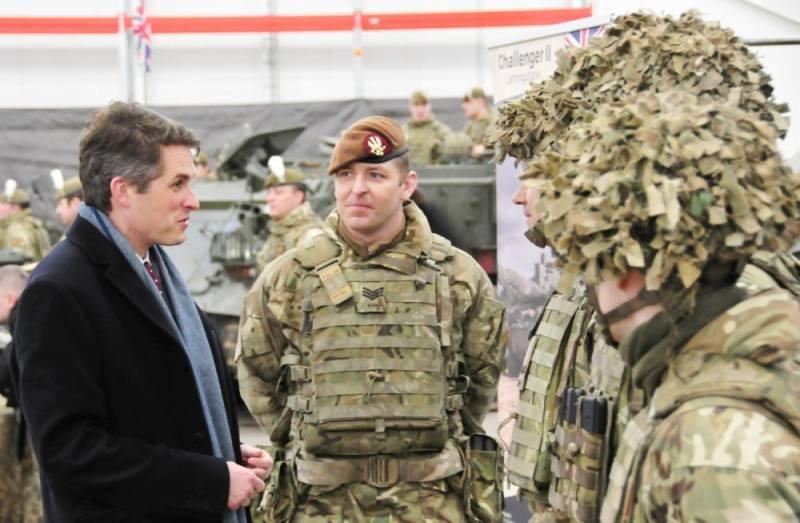 Британия угрожает России, но…