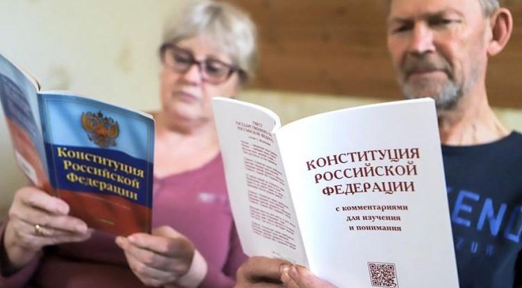 Поправки в Конституцию затронут интересы всех жителей