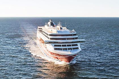 Финское судно станет первым в мире использующим силу ветра круизным лайнером