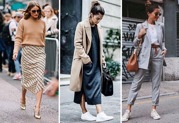 Нейтральные вещи – тренд 2018: как их носить стильно