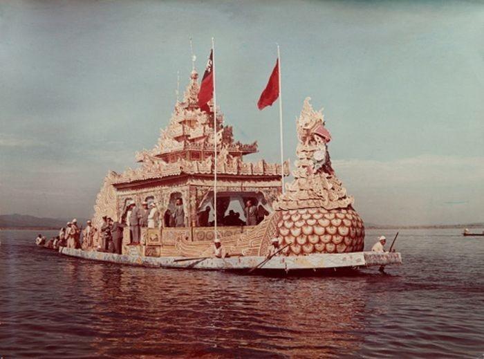 Лодка Председателя Мао, 1959 год, Китай было, история, фото