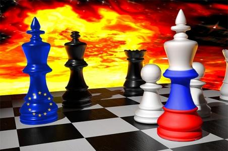 Европе советуют Drang nach Osten, а России — «цветную революцию»