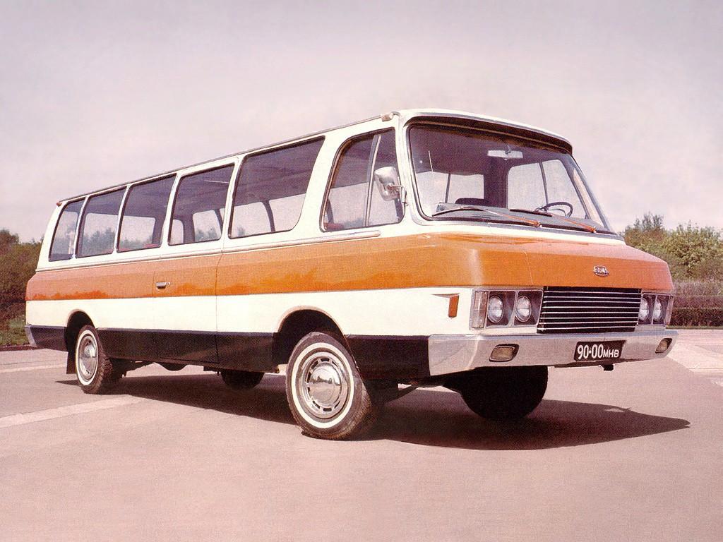 Микроавтобус ЗИЛ может вернуться на рынок