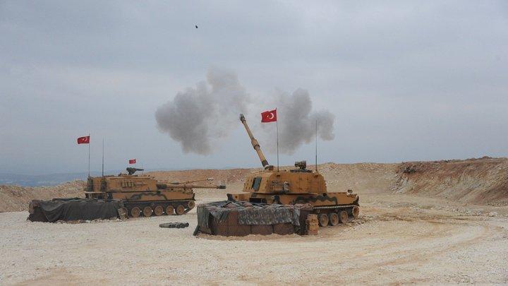 В погоне за курдами Эрдоган …
