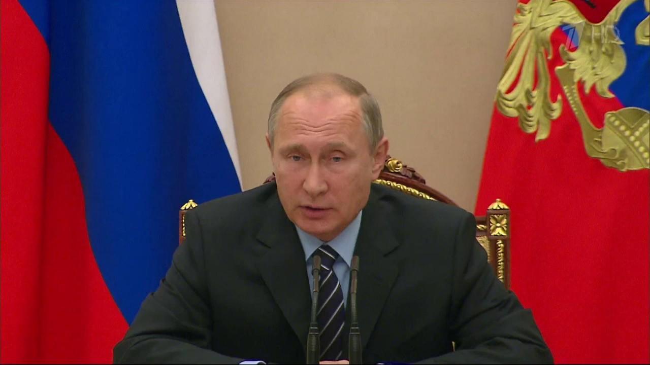 Путин повысил военные пенсии