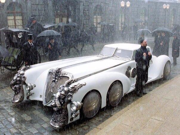 """Автомобиль """"The Nautilus Car"""""""