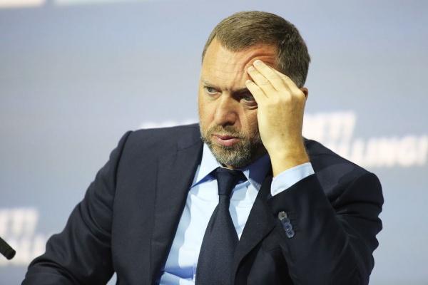 СМИ: Дерипаска нехочет отказываться отконтроля над Rusal