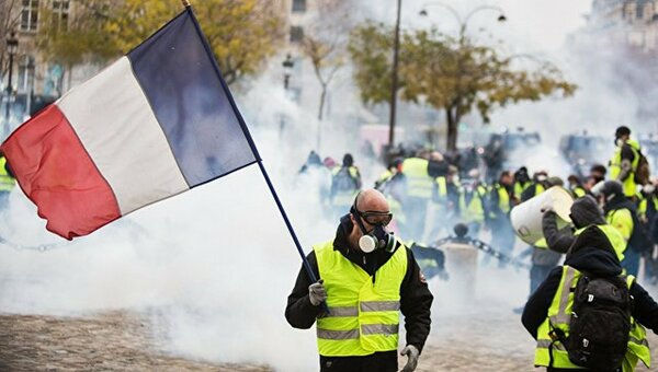 Найдены истинные виновники протестов «желтых жилетов»!