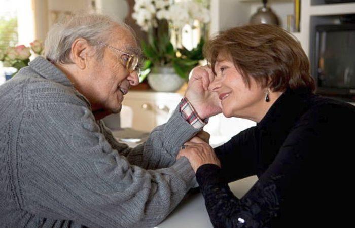 Ожидание счастья Мишеля Легран и Маши Мериль длиною в 50 лет
