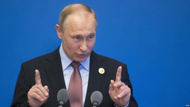 """Путин в 2008 году: """"Украина это даже не государство"""""""