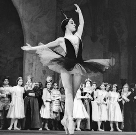 Какие были романы у балерин …