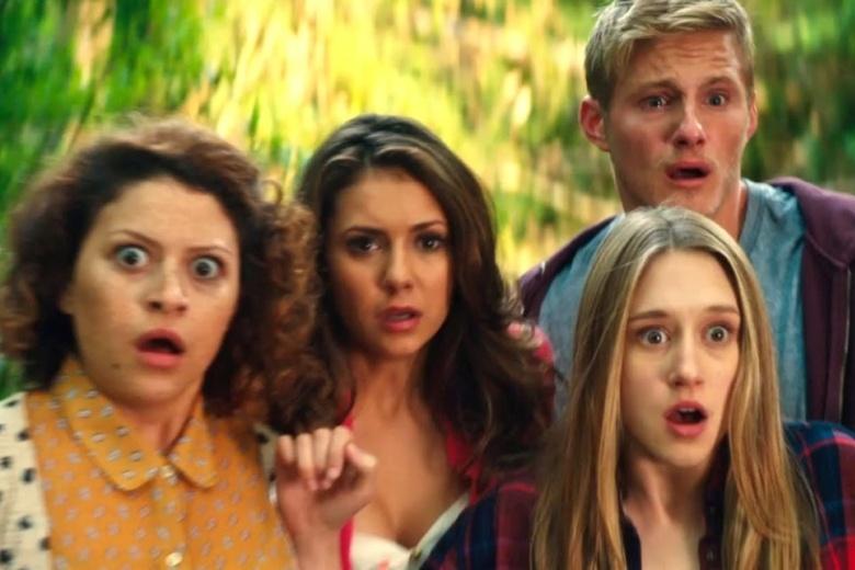 Почему мы смотрим фильмы ужасов.  Что в них такого притягательного?