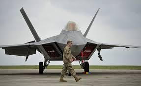 Эксперт: к выполнению боевого задания готова лишь половина истребителей США