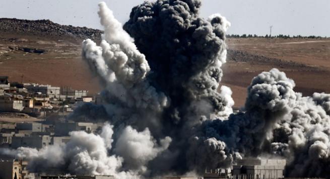 Россия будет сбивать ракеты при ударах США по Сирии, заявил посол в Ливане