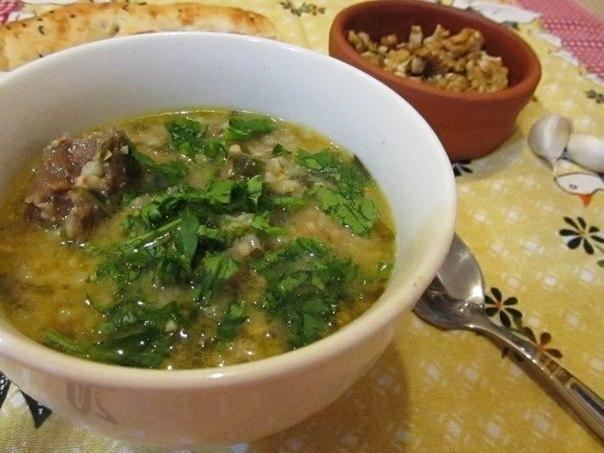 ТОР — 7 Вкусных и горячих первых блюд