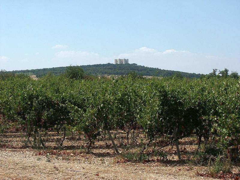 Замок «Чуда мира» - Кастель-дель-Монте