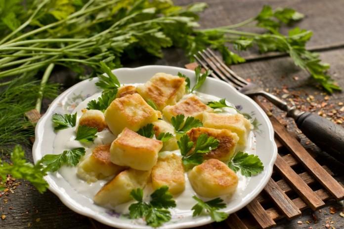 Швильпикай — картофельные кл…