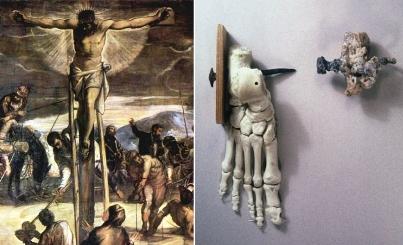 Казнь на кресте — распятие в Библии и свидетельства об этом из  реальной жизни