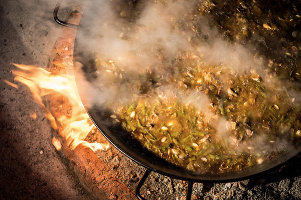 Пошаговая инструкция по приготовлению паэльи