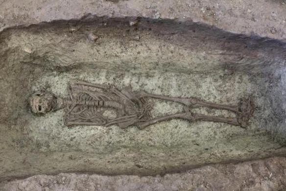 Археологи нашли самую старую церковь в Копенгагене
