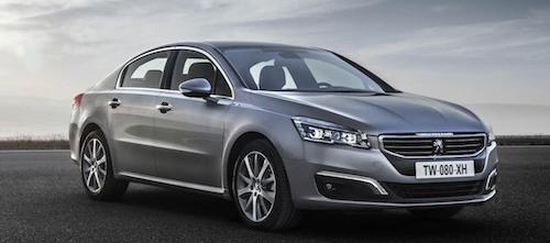 Peugeot представила новое поколение седана 408 для России