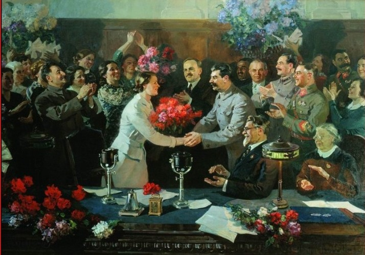 С днём рождения, товарищ Сталин!