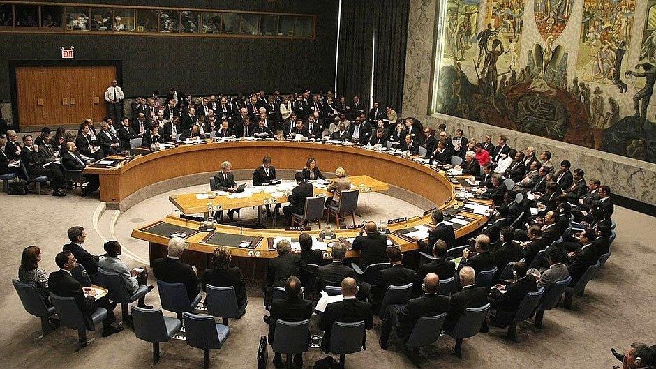 Киев предложил поэтапно отменять право вето в Совбезе ООН