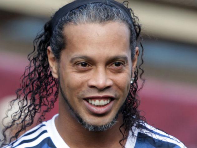 Футболист Роналдиньо официально закончил карьеру