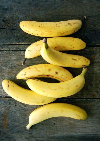 Банан избавит от морщин – 4 рецепта!