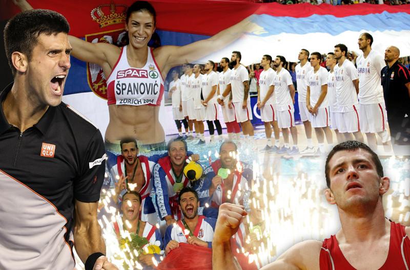 Культурные любители спорта и отдыха путешествия, сербия, србија, фишки-мышки