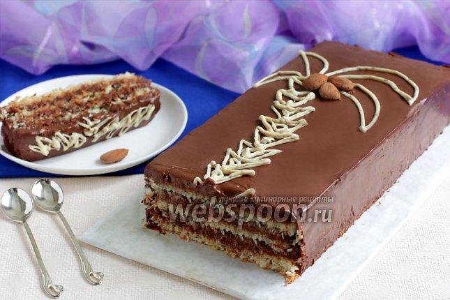 Фото Кокосовый торт «Исанна»