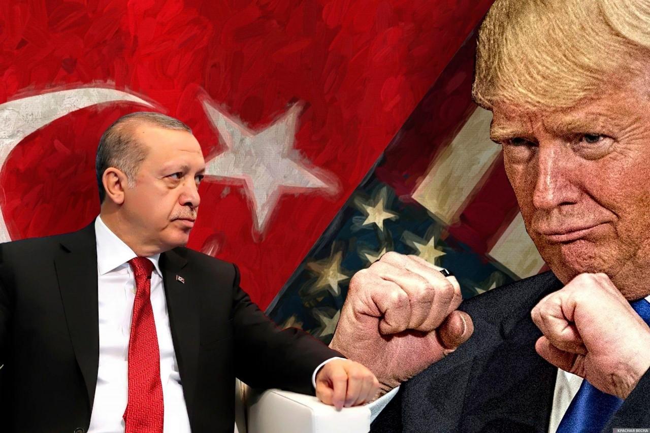 США пригрозили Турции расправой ради защиты курдских формирований