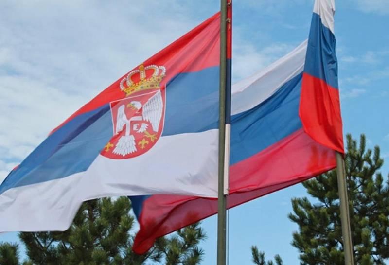 Проведем в августе. Россия и Сербия договорились о совместных учениях