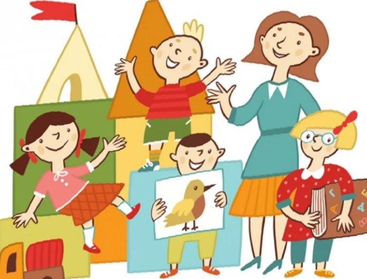 Представление о детском саде имеет сегодня каждый человек