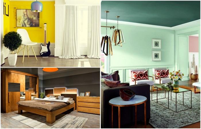 Самые актуальные тенденции в сфере дизайна интерьеров.