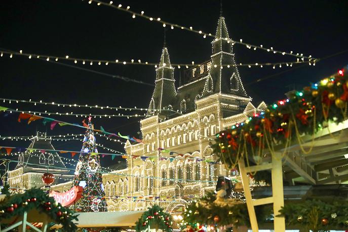 Подготовка к Рождеству и Новому году в разных странах