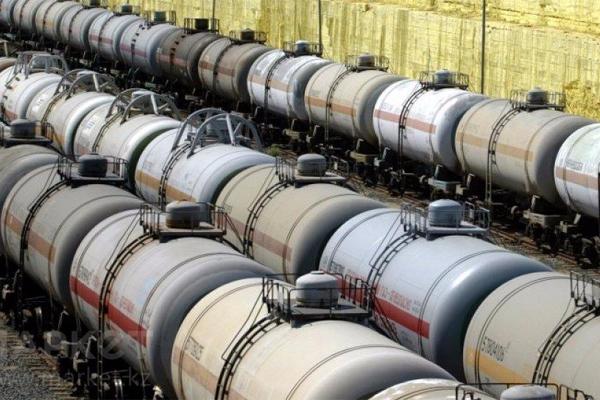 Доходы РФ от экспорта нефти …