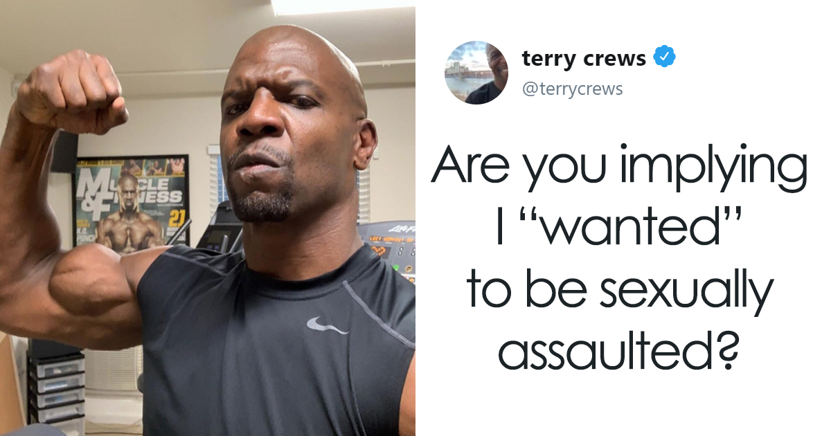 Terry Crews Shuts Down '50 Cent', D.L. Hughley And Other Celebs Who Made Fun Of His Sexual Assault Allegations