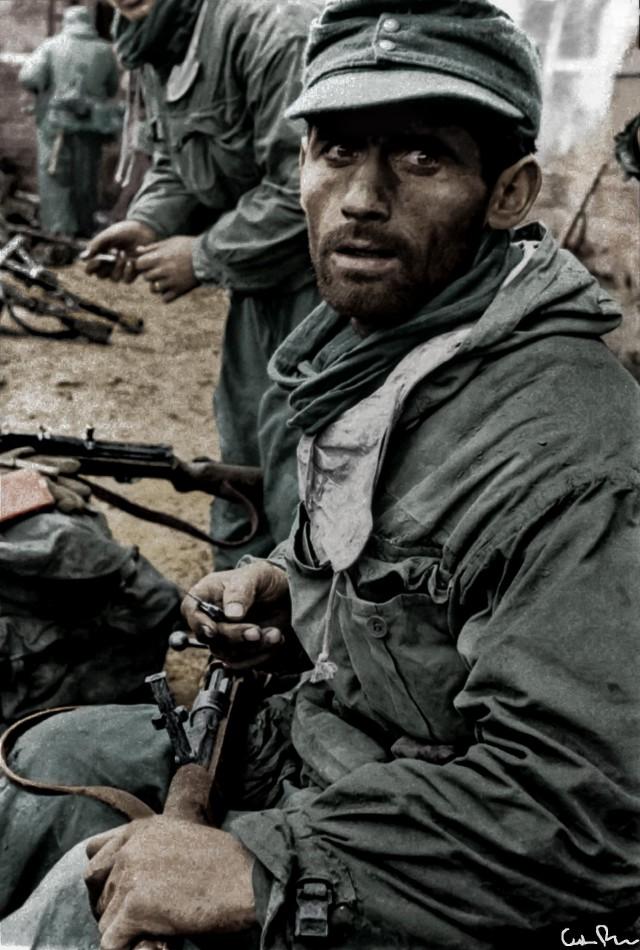 Фишхаузен, 16 апреля 1945 го…