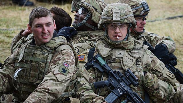 """В США заявили, что через десять лет смогут победить в """"любой войне"""""""