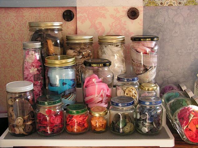 Способы хранения пряжи, или Куда сложить хомячьи запасы, фото № 4