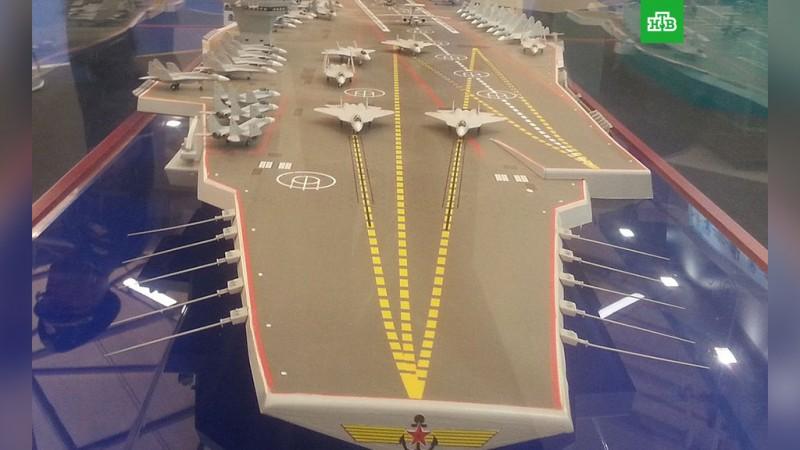 В США оценили перспективы российского крейсера «Шторм»