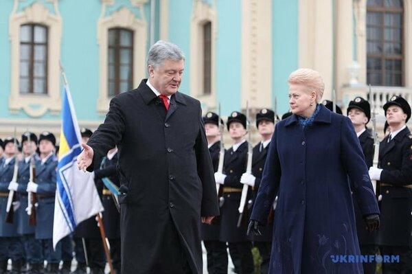 Литва ввела ссанкции против России