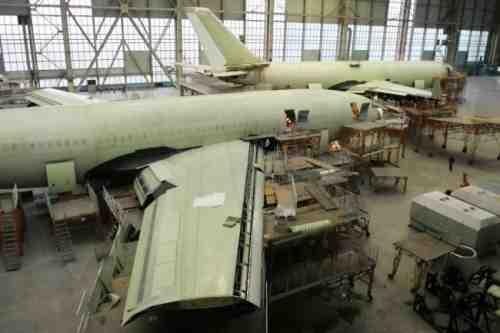 Новый летающий танкер ВКС России станет трансформером