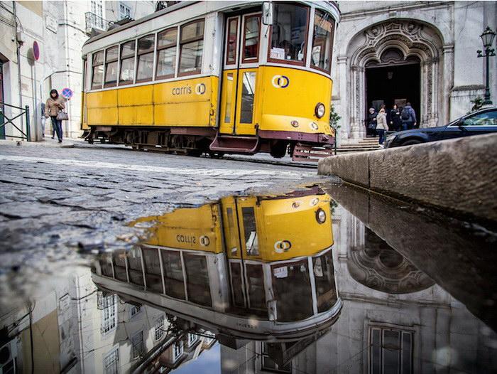 Отражения в фотографиях Daniel Antunes