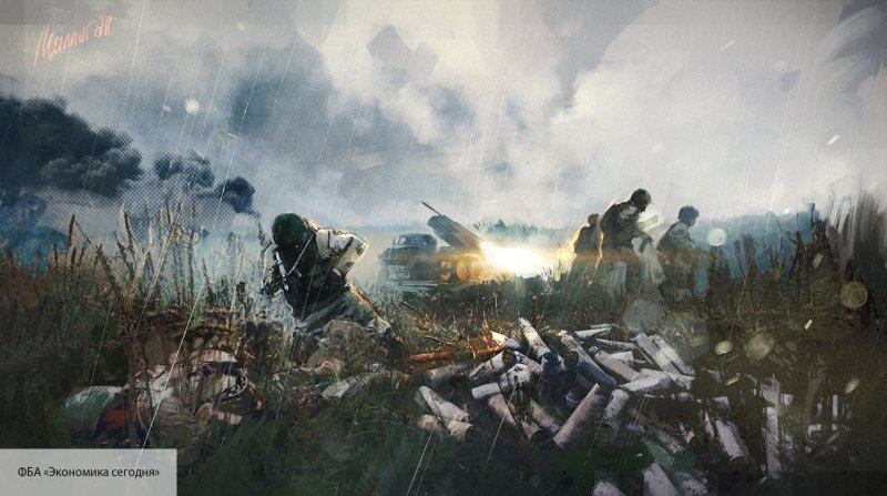 Инцидент в Мариуполе: военно…